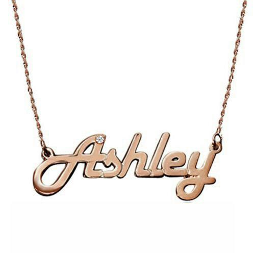 PERSONALIZED HARLOW NAME NECKLACE
