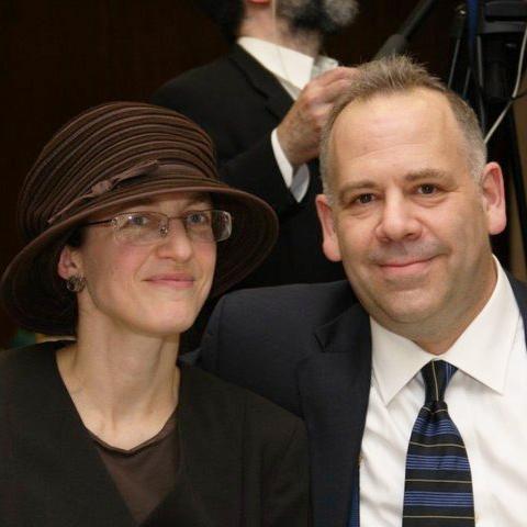 Dr. Jennifer and Meir Solomon