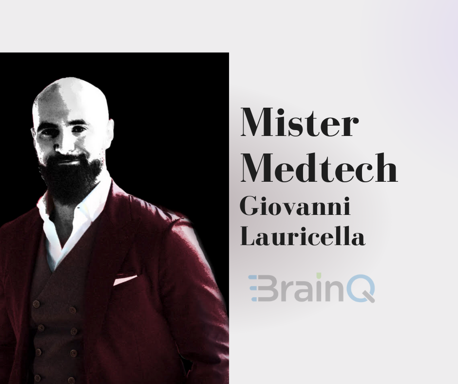 """Empowering Innovation With Regulation: Interview with Giovanni Lauricella, """"Mister MedTech"""""""